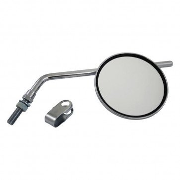 "Scooter Mirror Universal 7/8"" Scooter clamp-on Mirror Left or Right Hand"