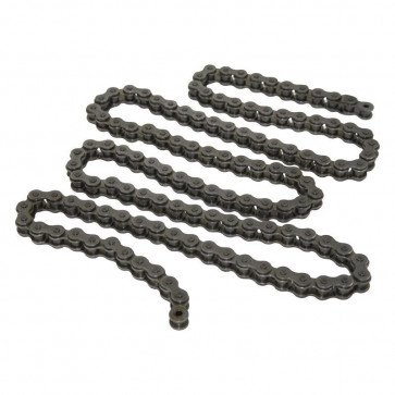 "Elite 520 Motorcycle chain 5/8"" x 1/4"" Elite 520 chain Motorcycle 125 Links."