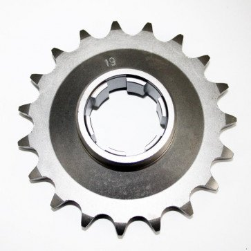 """Gearbox sprocket BSA Front 19T Plunger & swinging arm chain pitch 5/8"""" x 3/8"""""""