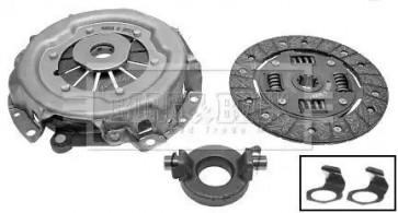 Genuine OE Borg & Beck Clutch Kit CLUTCH KIT 3-IN-1 HK9632 - Single