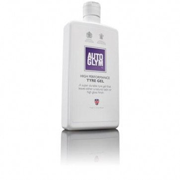 Autoglym High Performance Tyre Gel 500ml Tyre Shine Gloss Polish