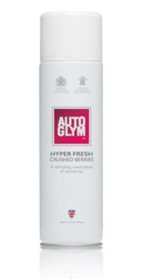 Autoglym Hyperfresh - Crushed Berries Air Fresheners 450ml