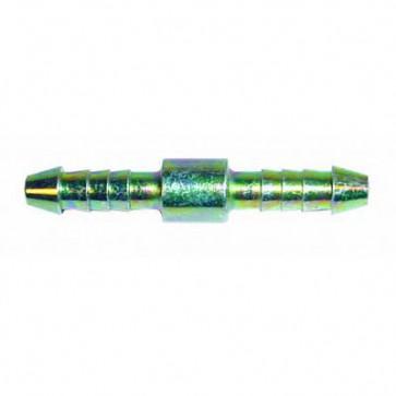 J0404 Steel Hose Joiner 6mm - 6mm (J0404)