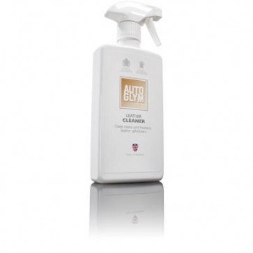 Autoglym Leather Cleaner 500ml Leather Care Vehicle Interior Leather & Faux