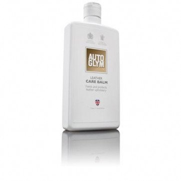 Autoglym Leather Care Balm 500ml Clean Restore Vehicle Leather Interior
