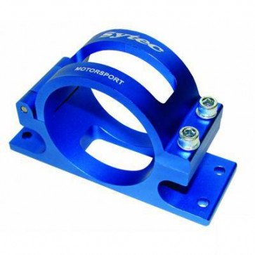 Sytec Motorsport Fuel Pump / Filter Bracket (Blue) (MPB001B)