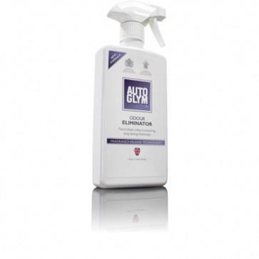 Autoglym Odour Eliminator 500ml Air Freshener Eliminate Pet Food Nicotine Smells
