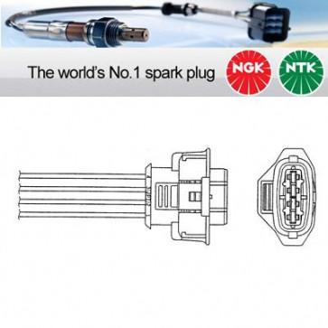 NGK OZA334-SZ1 0485 Lambda Sensor NTK Oxygen O2 Exhaust Probe OZA334SZ1