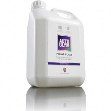 Autoglym Polar Blast Snow Foam 2.5Lt For Foam Gun or Pressure Washer