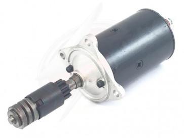 PCS00100 Reman Powerlite Inertia Starter Motor Ford 3 pin fixing Lucas LRS00100