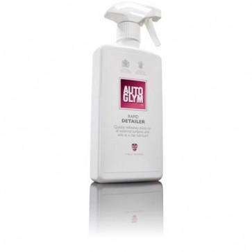 Autoglym Rapid Detailer 500ml Detailing Spray Remove Light Dirt & Fingerprints
