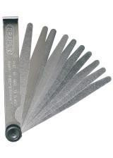 Tools - Spark Plug Tools - Draper - 10 Blade Feeler Gauge Metric