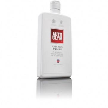 Autoglym Super Resin Polish 500ml Remove Minor Scratches Restore Paintwork Gloss
