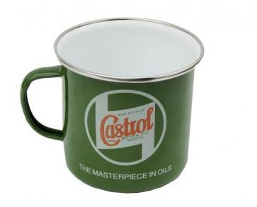 Castrol Motor Oil Classic Tin Mug Cup Gift- CASTROL CLASSIC- STR588