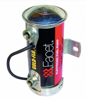 Facet 476087 + FPA908W Cylindrical Fuel Pump (STS504/D)
