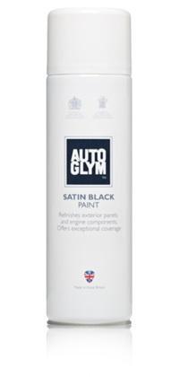 Autoglym Satin Black Aerosol Autoglym