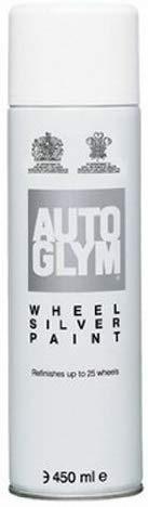 Autoglym Wheel Silver Paint Aerosol Autoglym
