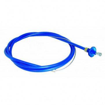 BLUE THROTTLE CABLE 4ft (1.3 Mtr) (TLK001)