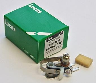 Lucas Contact set 54419827 BSA, Norton and Triumph Twins Motorcycle