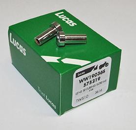 Lucas Lens screws for L564 Rear Lamp (Pair) 575219 Motorcycle Light Bolts