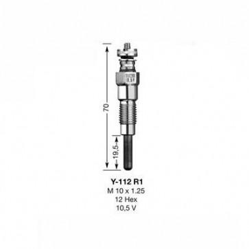 NGK Glow Plug Y-112R1 (1032)