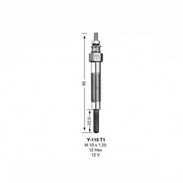 NGK Glow Plug Y-115T1 (2189)