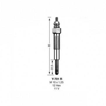NGK Glow Plug Y-701R (7464)