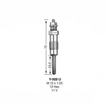NGK Glow Plug Y-928U (5700)