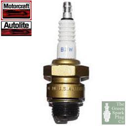 Motorcraft Spark Plug B4W