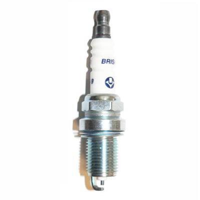 DR15YS9 nr 4 Candele GPL GAS METANO MINI COOPER 1600 1.6 cc Brisk Silver