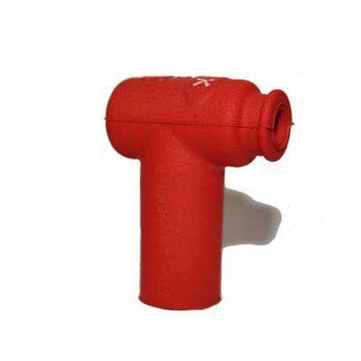1x NGK Resistor Spark Plug Cap LB05EMH red (8160)