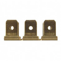Durite 0-005-35 Terminal 6 x 6.30mm Earth Blade Pack of 10