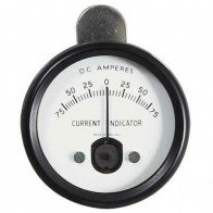 Durite - Ammeter Clip-on Induction 75-0-75 amp Bx1 - 0-534-75