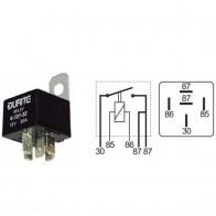 Durite - Relay Mini Make/Break Twin Terminal 20 amp 24 volt Cd1 - 0-727-44