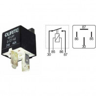 Durite - Relay Heavy Duty Make/Break Sealed 70 amp 24 volt Cd1 - 0-727-47