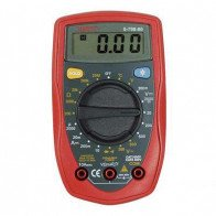 Durite - Multimeter Digital Hand Held with Temperature Cd1 - 0-798-00