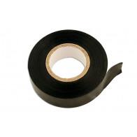 Black PVC Insulation Tape 19mm x 20m Pk 10 | Connect 30373