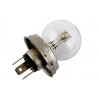 Lucas Headlight Bulb P45t 12v 45/40w OE410 Box of 1 | Connect 30584