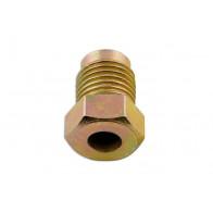 Short Male Brake Nut 10 x 1.0mm Pk 50   Connect 31184