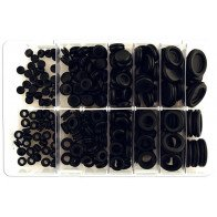 Assorted Wiring & Blanking Grommets Box Qty 240 | Connect 31883