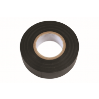 Connect 36887 Black PVC Insulation Tape 19mm x 20m - Pack 1