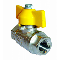"CFT001 COMPETITION FUEL TAP / YELLOW 1/4"" BSP (CFT001)"