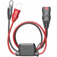 "NOCO XL 3/8"" Battery Terminal Eyelet Terminal Connector Charger Cable GC008"