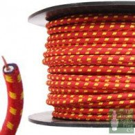 7mm HT Ignition Lead Cable - Wire Core Cotton Braided RYF