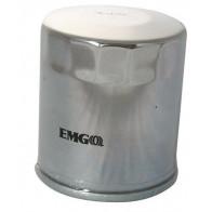 Oil Filter - HARLEY DAVIDSON oil filter Chrome  Equivalent to HI FLO 172C