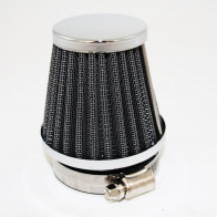 Air Filter Universal 54mm inlet Filter Conical Clamp on type Motorcycle