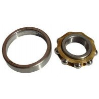 Bearing Drive end Lucas Magneto K1F K2F Armature Drive End Bearing E18 (Large)