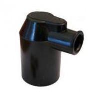 GS76024 - PLUG CAP Bakelite Spark Unsupressed Replica Lodge/KLG WC548