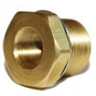 Spark Plug Thread Adaptors Brass 22mm down to 14mm