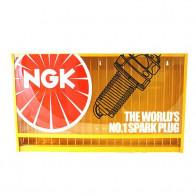 NGK Dispenser Holds 320 Spark Plugs Display Stand Cabinet Rack QGB010090